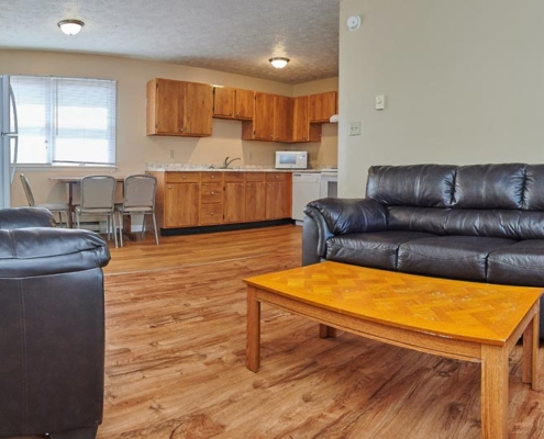 845 Maple St. Apartment Detail