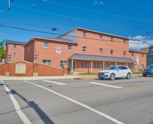 972 Wayne Avenue Apartment
